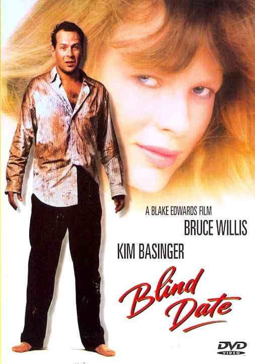 BLIND DATE BY WILLIS,BRUCE (DVD)